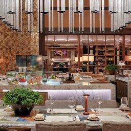 Rosewood Hotel Yangon Restaurant