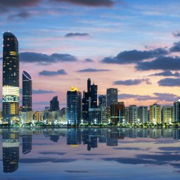 Abu Dhabi-skyline