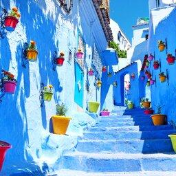 Africa - Marokko - Chefchaouen