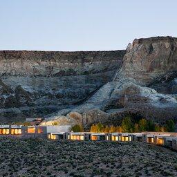 Amangiri - Utah - Setting