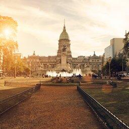Argentinië - Buenos Aires - National Congress