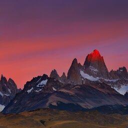 Argentinië - Fitz Roy mountain - El Chalten - Southern Patagonia (2)