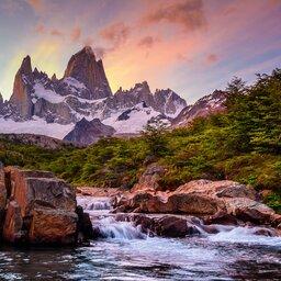 Argentinië - Fitz Roy mountain - El Chalten - Southern Patagonia