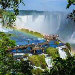 Argentinië - Iguazu falls (5)