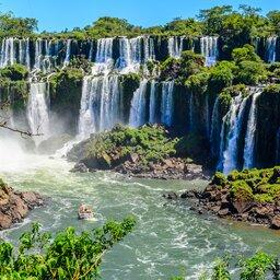 Argentinië - Iguazu falls
