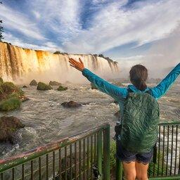 Argentinië - Iguazu falls (8)