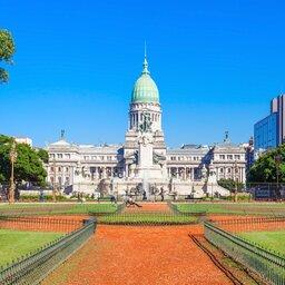 Argentinië - Palacio del Congreso - Buenos Aires