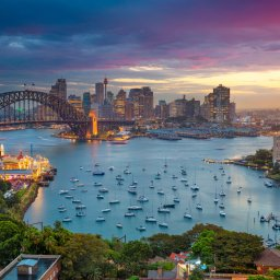 Australië - Sydney - Sydney Harbour Bridge