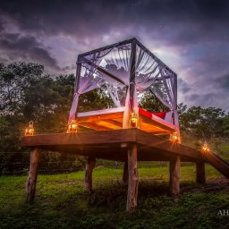 Belilhuloya-Ahaspokuna-Bushwalk-camp-night-under-the-stars