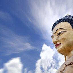 Bhutan-algemeen-Budha