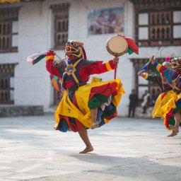 Bhutan-algemeen-ritueel