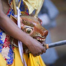 Bhutan-algemeen-traditionele klederdracht