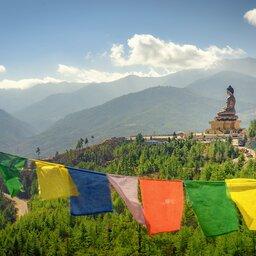 Bhutan-Paro-hoogtepunt-Boeddha