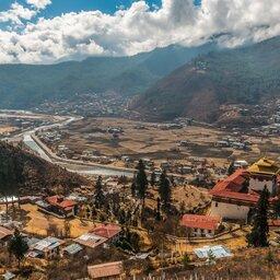 Bhutan-Paro-hoogtepunt-vallei