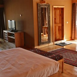 Bhutan-Paro-Hotel-Naksel Resort-Kamer