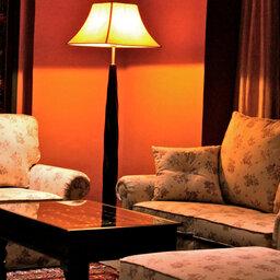 Bhutan-Paro-Hotel-Naksel Resort-Lounge
