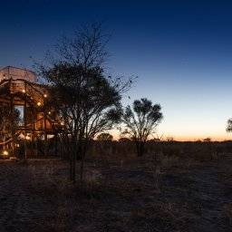 Botswana-Khwai Private Reserve-Skybeds