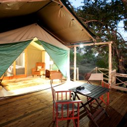 Botswana-Okavango Delta-Pom Pom Camp