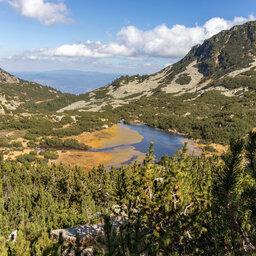 Bulgarije-Melnik-Pirin Mountains-Popovo Lake