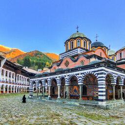 Bulgarije-Orthodoxe Rila klooster