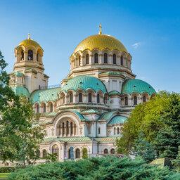 Bulgarije-Sofie-St Alexander Nevsky-kathedraal