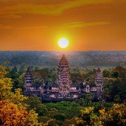 Cambodja-Hoogtepunt1-SiemReap & Angkor