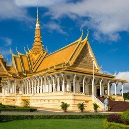 Cambodja-Phnom Penh-New Khmer Architecture