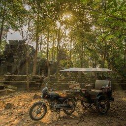 Cambodja-siem-reap-ontbijt-tempel