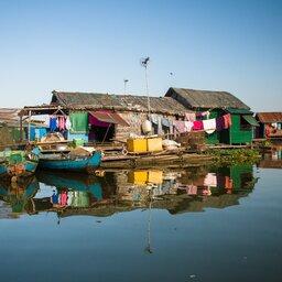 Cambodja-Tonle Sap-hoogtepunt