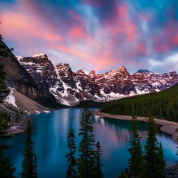 Canada-Meren-hoogtepunt-resized-moraine lake