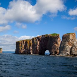 Canada - Perce Rock - Perce - Gaspe - Peninsula - Quebec