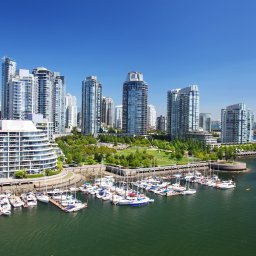 Canada-Vancouver, British Columbia-hoogtepunt