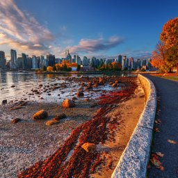 Canada-Vancouverhoogtepunt-Vancouver