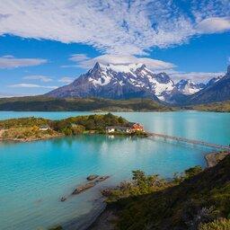 Chili - bergen - meer