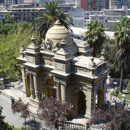 Chili - gebouw