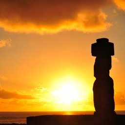 Chili - Paaseiland - moai - rapa nui (1)