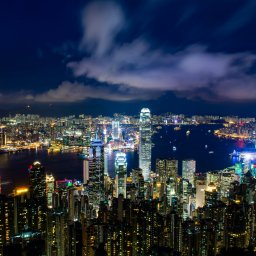 China-Hongkong-skyline