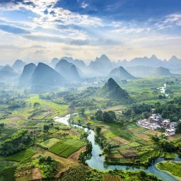 China-Yangshuo-hoogtepunt-karstgebergten (3)