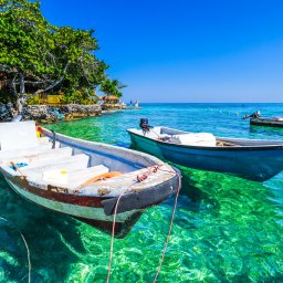 Colombia - islas de rosario