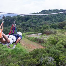 Costa rica - Canopy tour - deathride - Arenal - monteverde (9)