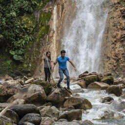 Costa-Rica-Central-Valley-Hotel-El-Silencio-Lodge-waterval