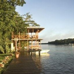 Costa Rica - Limón - Tortuguero - Manatus lodge (4)