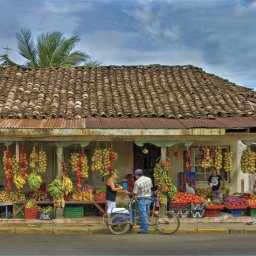 Costa Rica - local shop