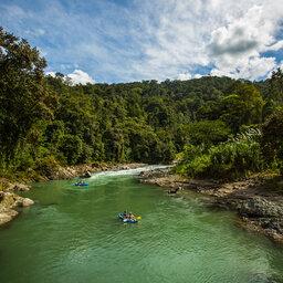 Costa-Rica-Pacuare-Hotel-Pacuare-Lodge-rivier