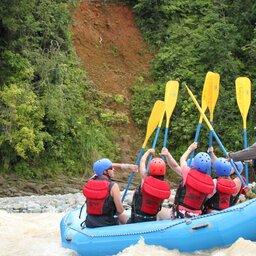 Costa Rica - Rafting (1)