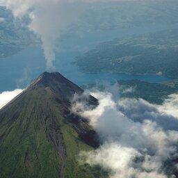 Costa Rica - vulkaan (2)