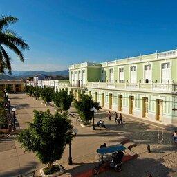 Cuba - Calle Jesús María - Trinidad - Iberostar - Grand Trinidad  (14)