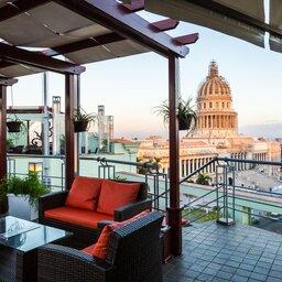 Cuba - La Habana - Hotel Saratoga (1)