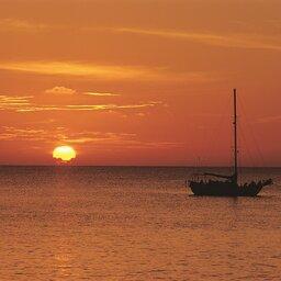 Cuba - Zonsondergang