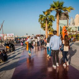 Dubai-Jumeirah walk 2
